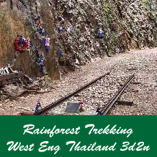 Rainforest-Trekking-West-End-Thailand-3D2N
